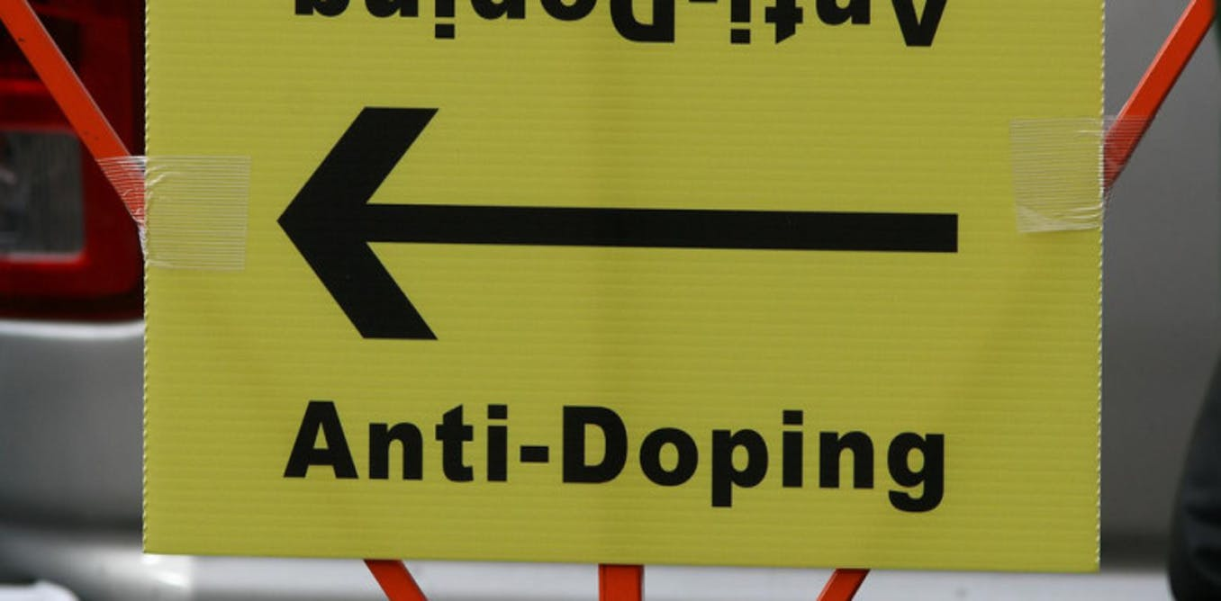 how to argue about doping in sport