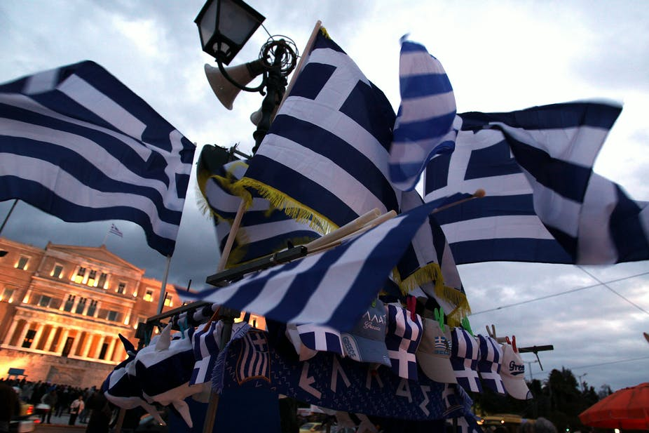 Greece woes show how the politics of debt failed Europe