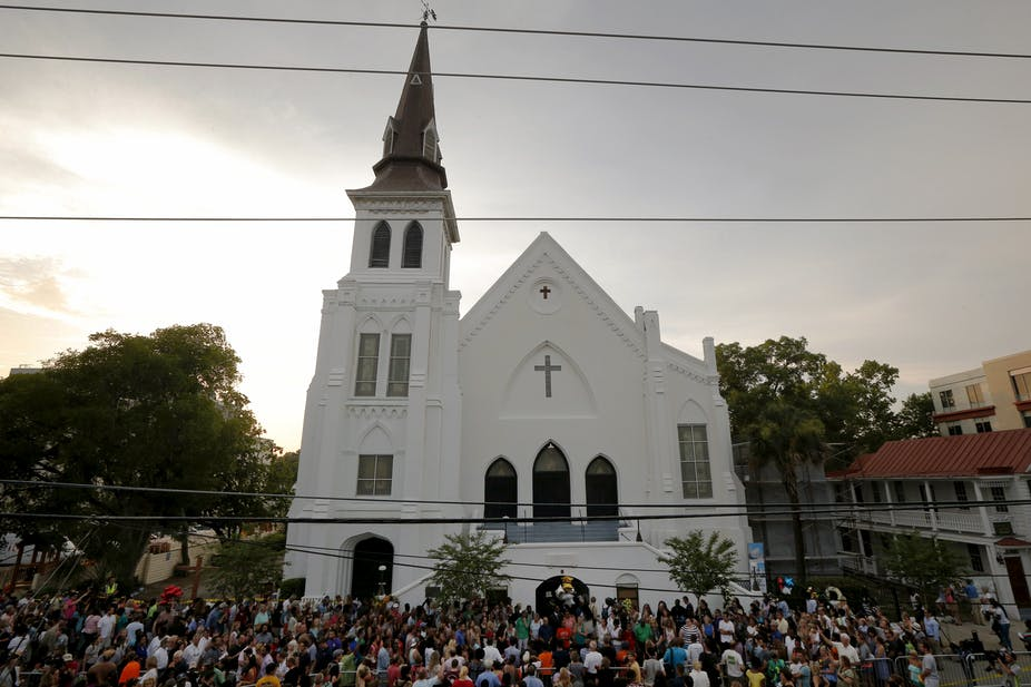 Mother Emanuel AME Church to Honor Nine Victims With Discussion on Healing and Forgiveness on Sixth Anniversary of Mass Shooting
