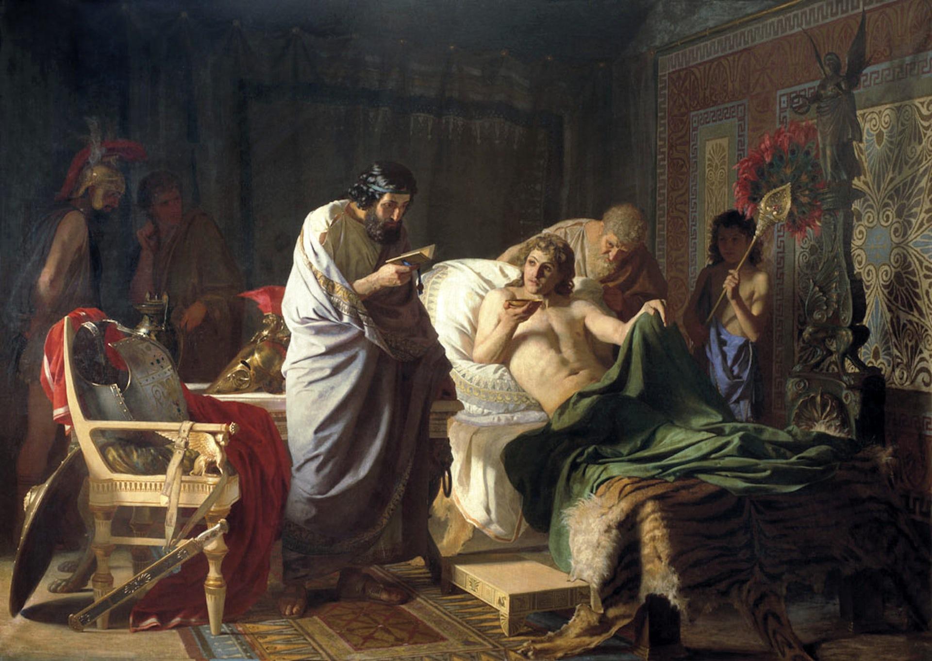 Methods of treating women in ancient Greece