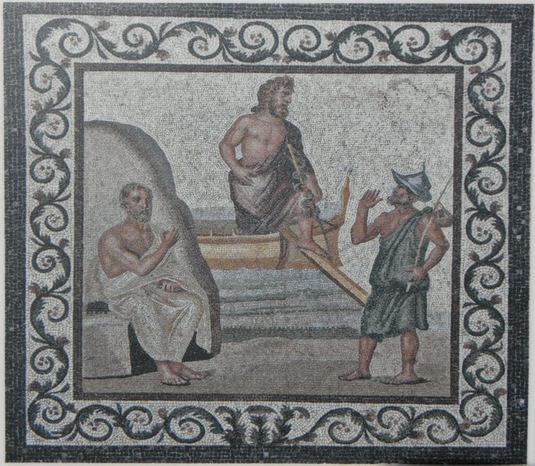 health in antiquity king helen