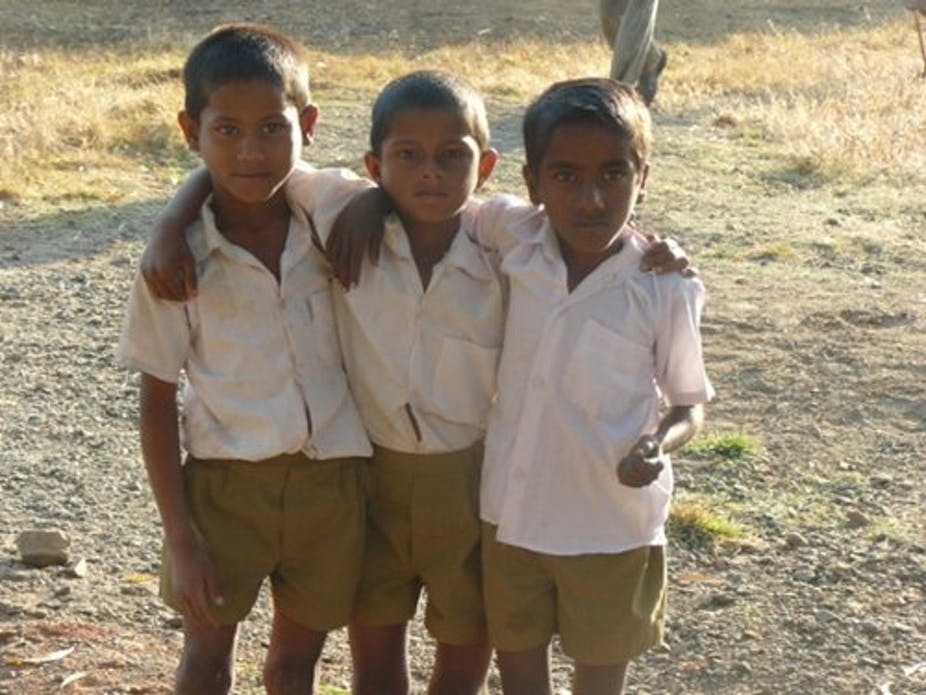 Thriving villages are key to India's success