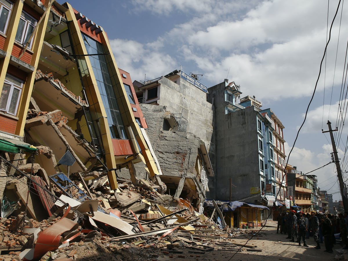 Our New Anti Earthquake Technology Could Protect Cities From Destruction