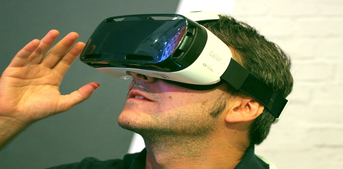 Virtual reality tech may make 'going shopping' in real ...