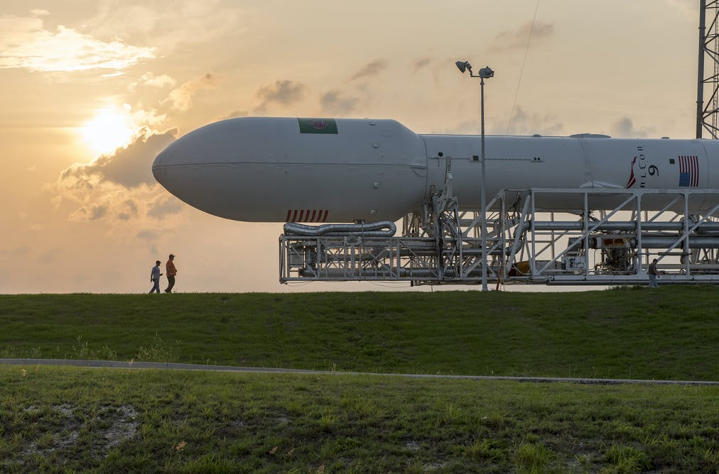 SpaceX explosion shows why we must slow down private space