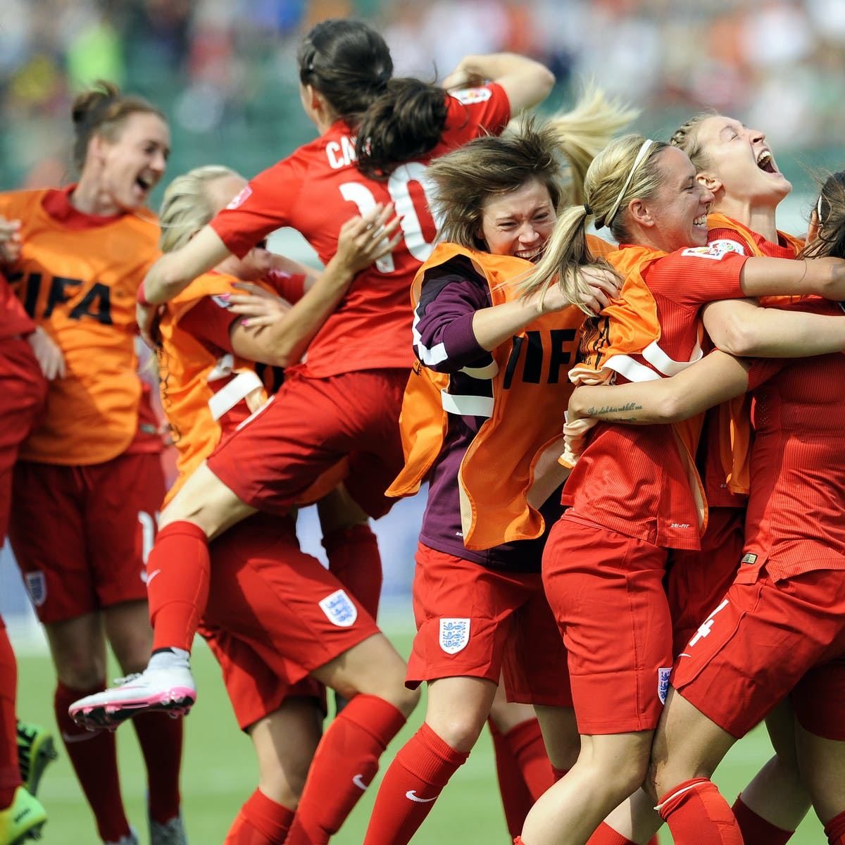 The Psychology Behind Women Footballers Remarkable Resilience Football is more popular than ever among british girls and women. the psychology behind women footballers