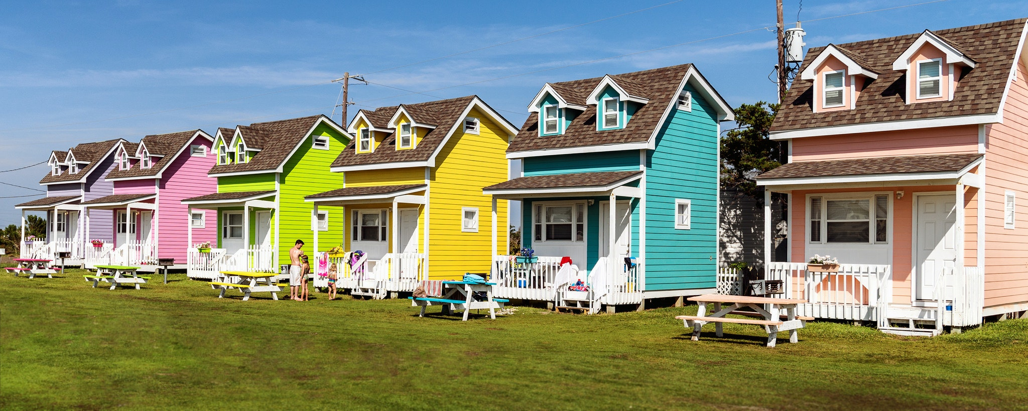 The Tiny House Movement Originated In The US In The Late 1990s. Bill  Dickinson/Flickr