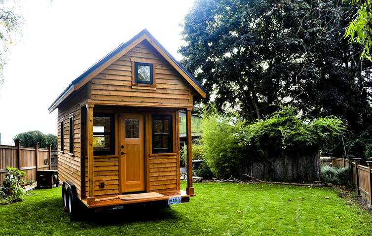 Australians love tiny houses so why aren 39 t more of us for Little big house plans