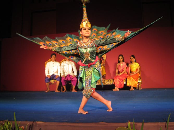 Re-enchanting the world with performing arts: stories from ...