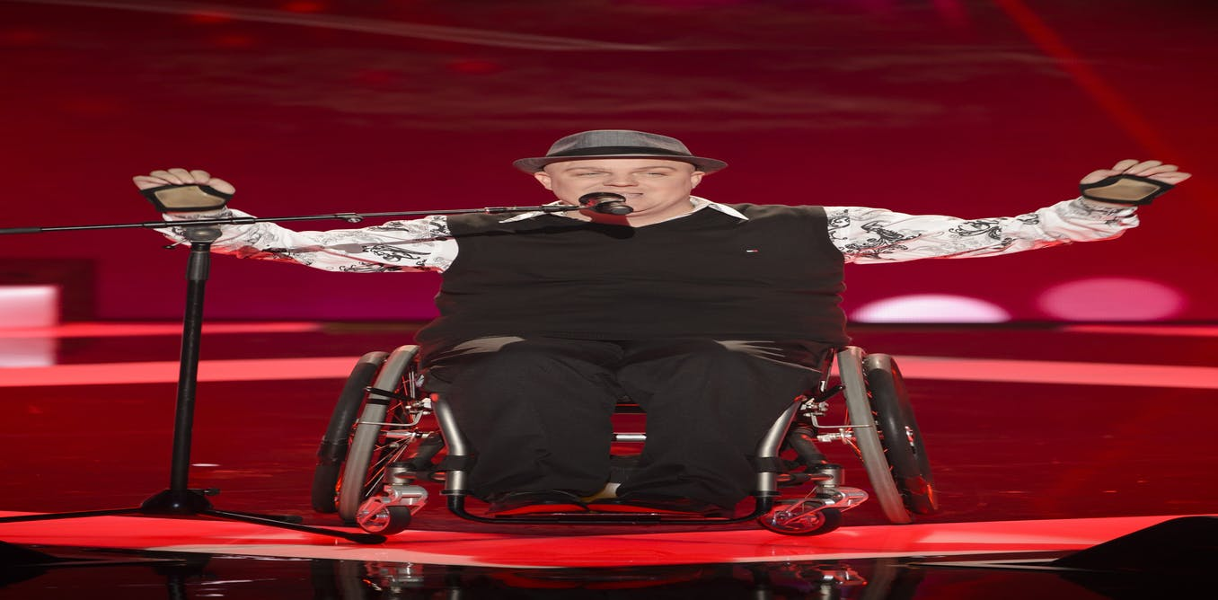 the voice and the body contesting disability on reality tv