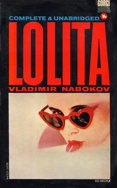 Cover girl: the difficulty of illustrating Lolita persists
