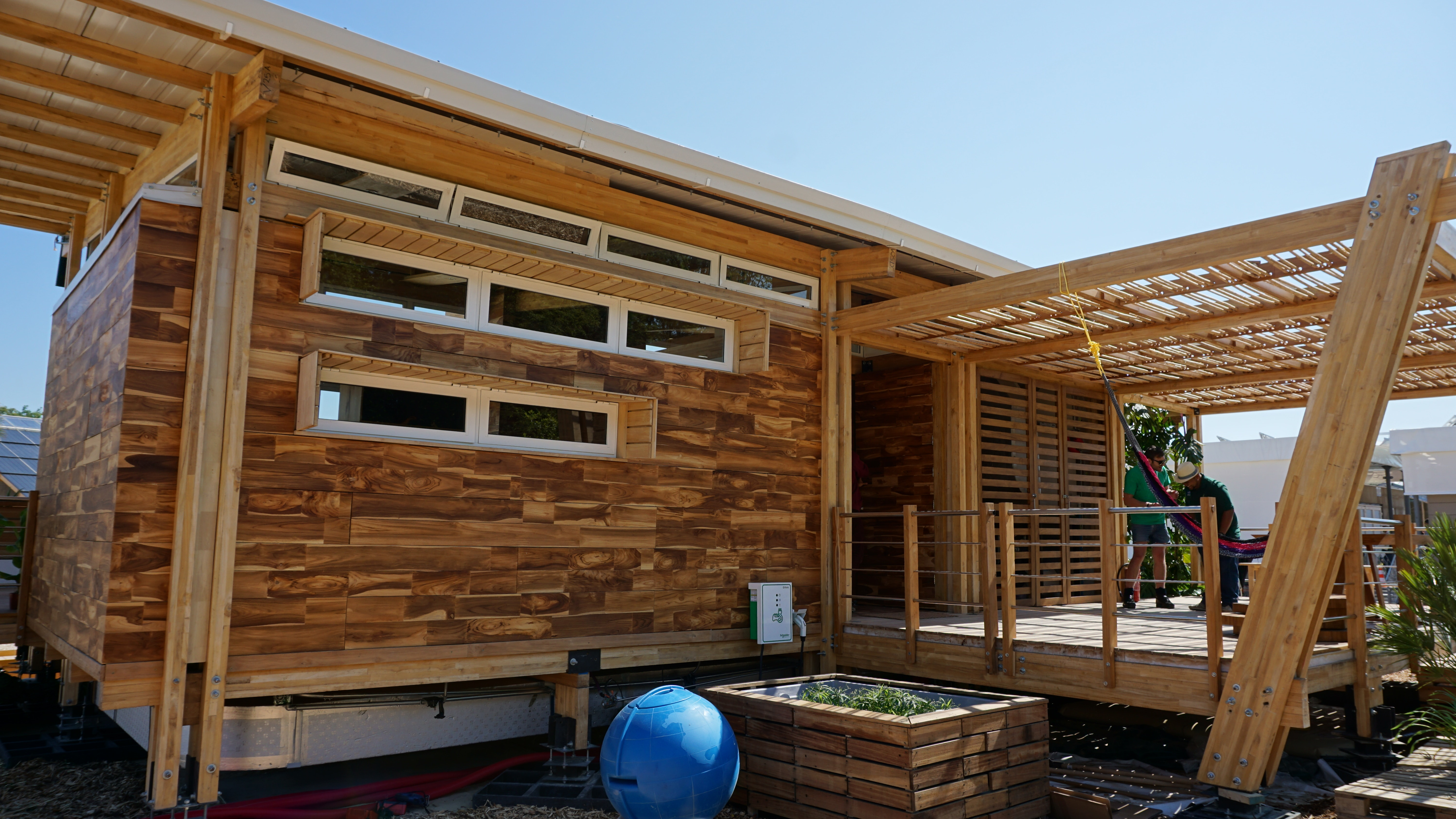 Prefab revolution? Factory houses are the secret to green building