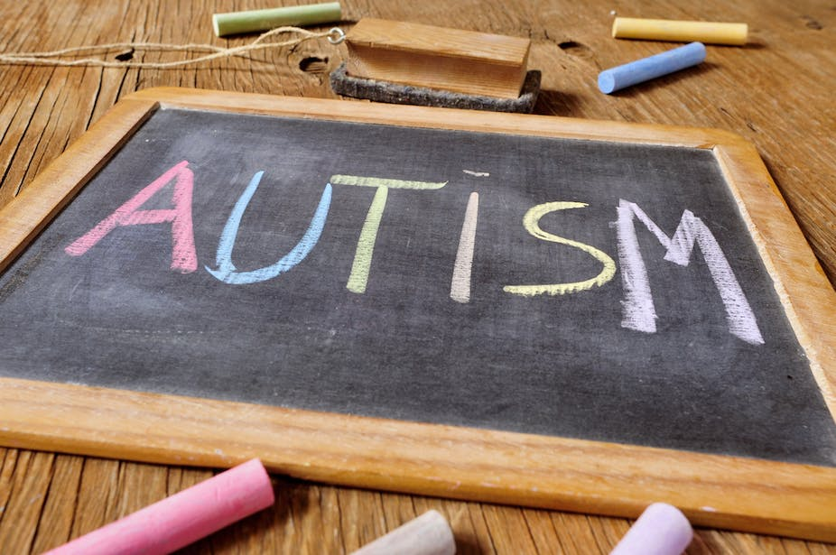 Watch your language when talking about autism