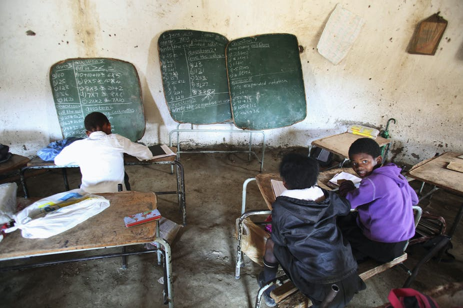 Moving beyond the educational blame game in South Africa