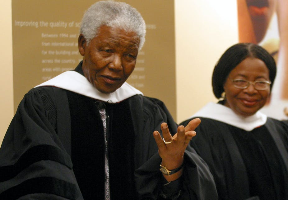 Mandelas Belief That Education Can Change The World Is Still A Dream