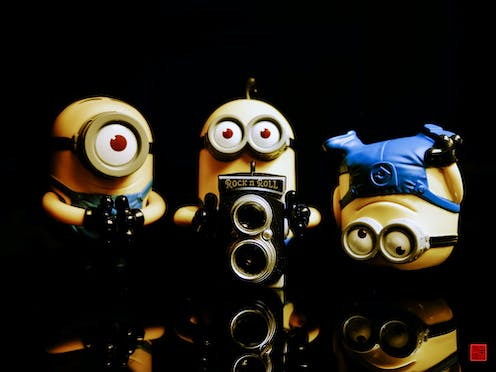 Foul-mouthed Minions? Some myths about children and swearing