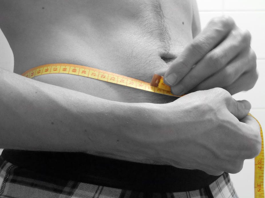 The mathematics of better health  How much weight do you really need