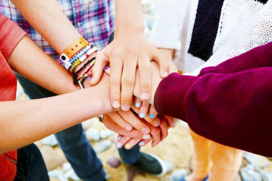 how to establish a friendship