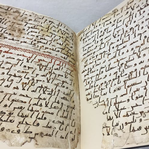 Discovery of 'oldest' Qur'an fragments could resolve