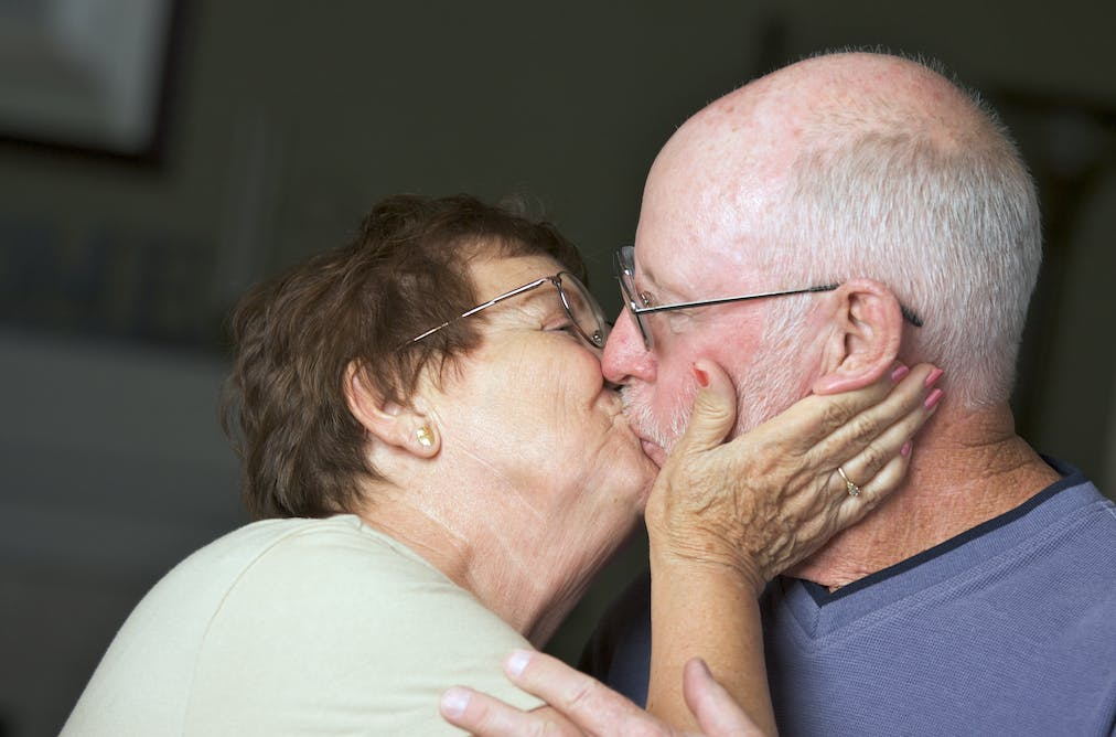 Let's talk about sex over 60: condoms, casual partners and the ageing body
