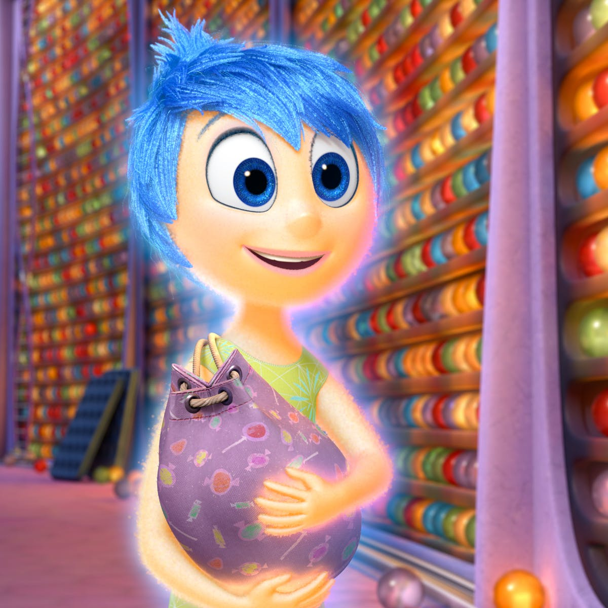 Inside Out and the democracy of the modern mind