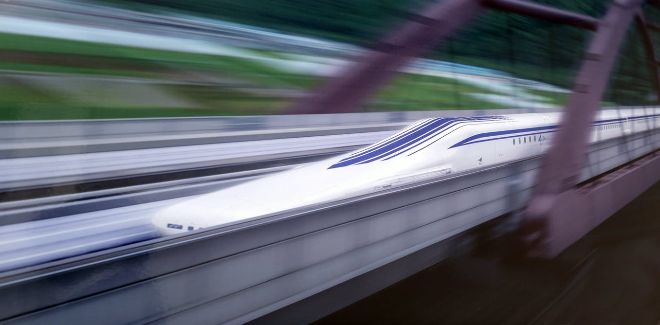 the future of rail travel and why it doesn t look like hyperloop