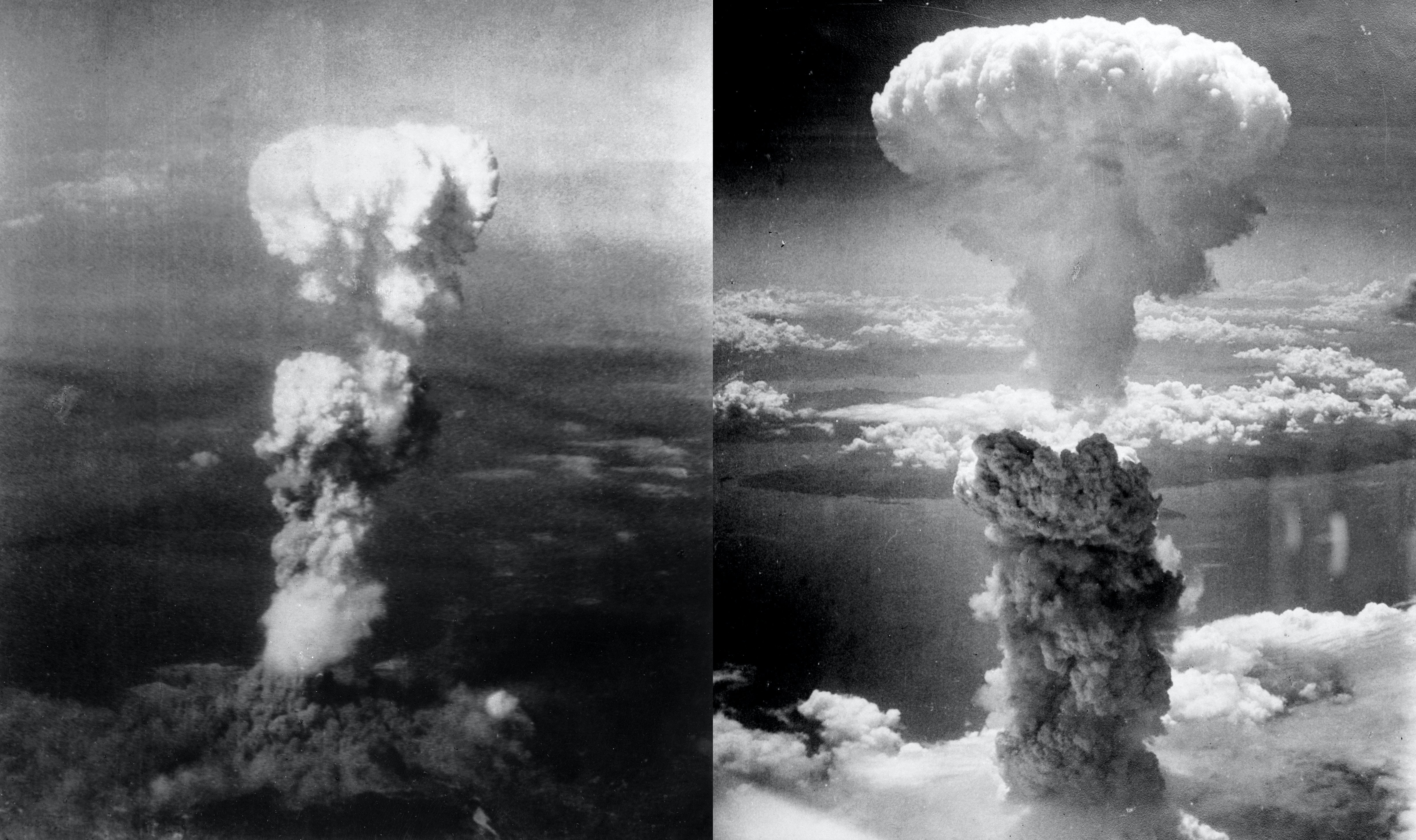 an analysis of the united state decision to drop the atomic bomb on hiroshima and nagasaki The soviet union had entered the war against japan, and the atomic bomb could be read as a strong message for the soviets to tread lightly in this respect, hiroshima and nagasaki may have been the first shots of the cold war as well as the final shots of world war ii regardless, the united states remains the only nation.