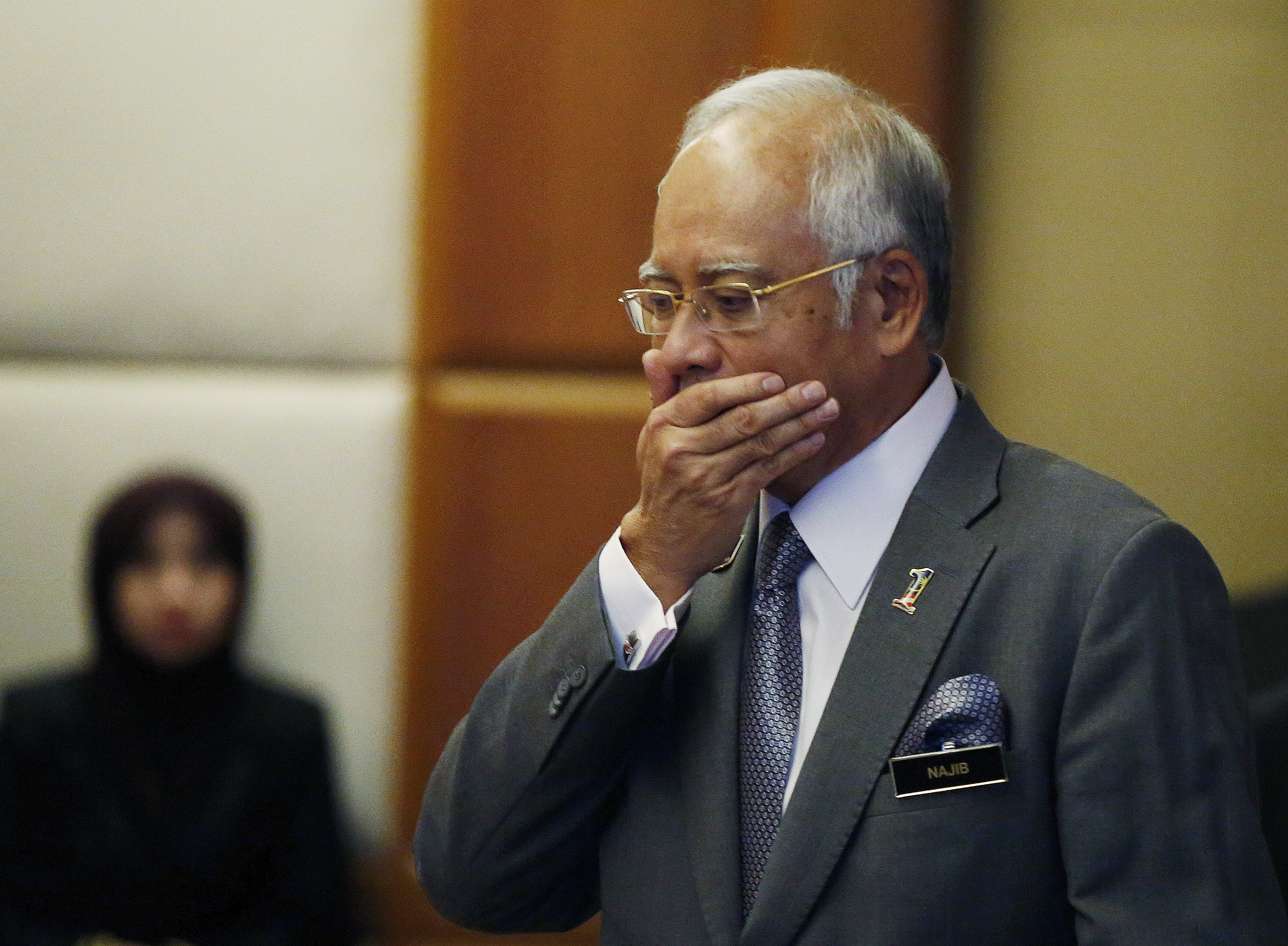 Malaysia in turmoil as PM focuses on survival