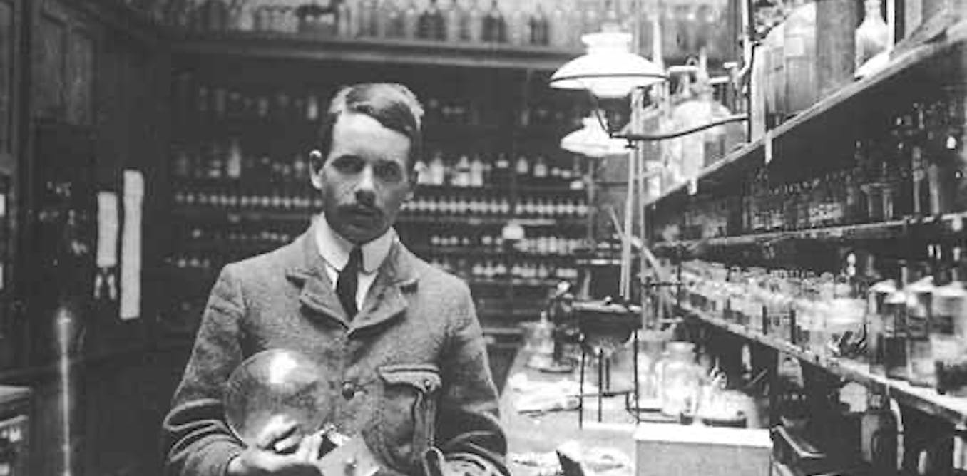 How Science Lost One Of Its Greatest Minds In The Trenches Of Gallipoli