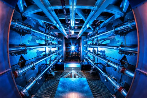 World's most powerful laser is 2,000 trillion watts – but