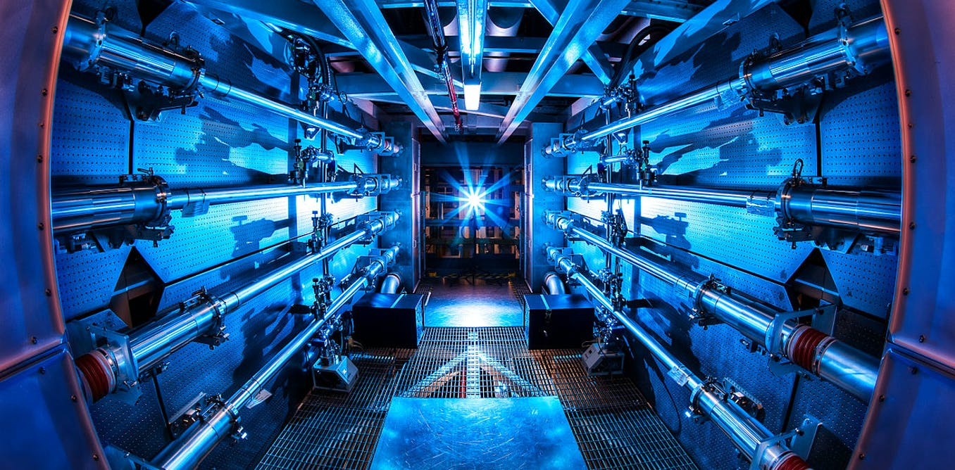 world s most powerful laser is 2 000 trillion watts but what s it for