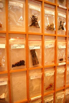 why does chinese herbal medicine work