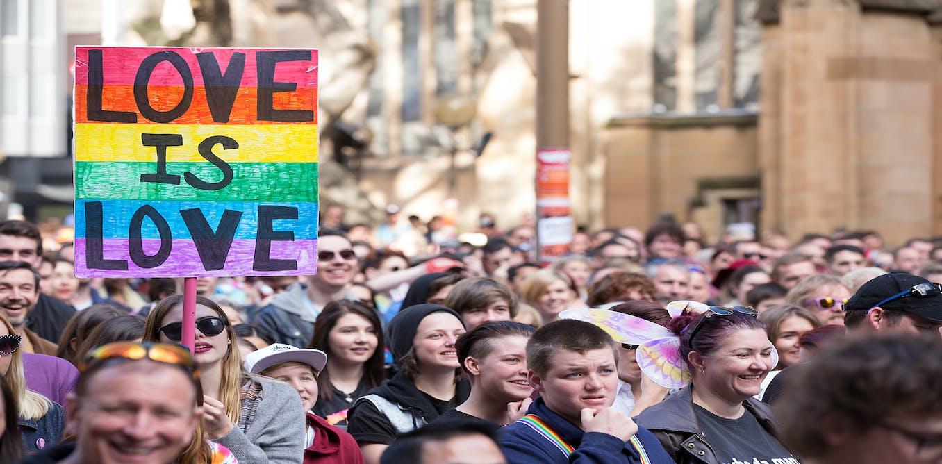 speech transcript legalizing gay marriage in