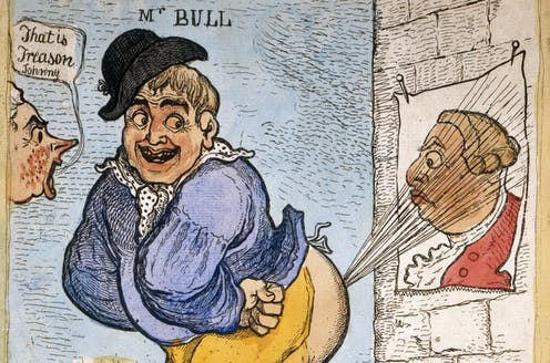 From The Sumerians To Shakespeare To Twain Why Fart Jokes Never