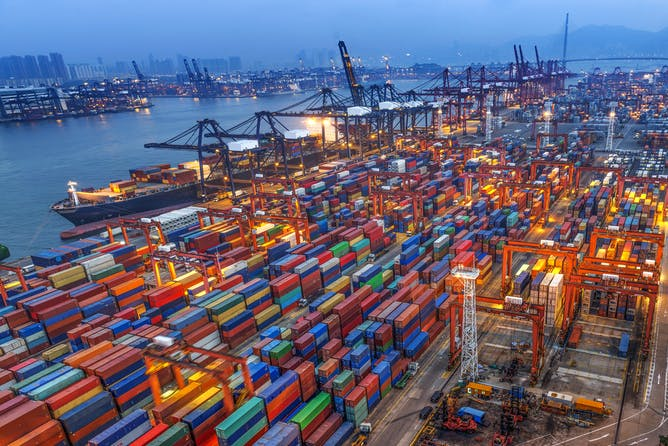 To service global trade, today's ships and cargo are smarter than ever