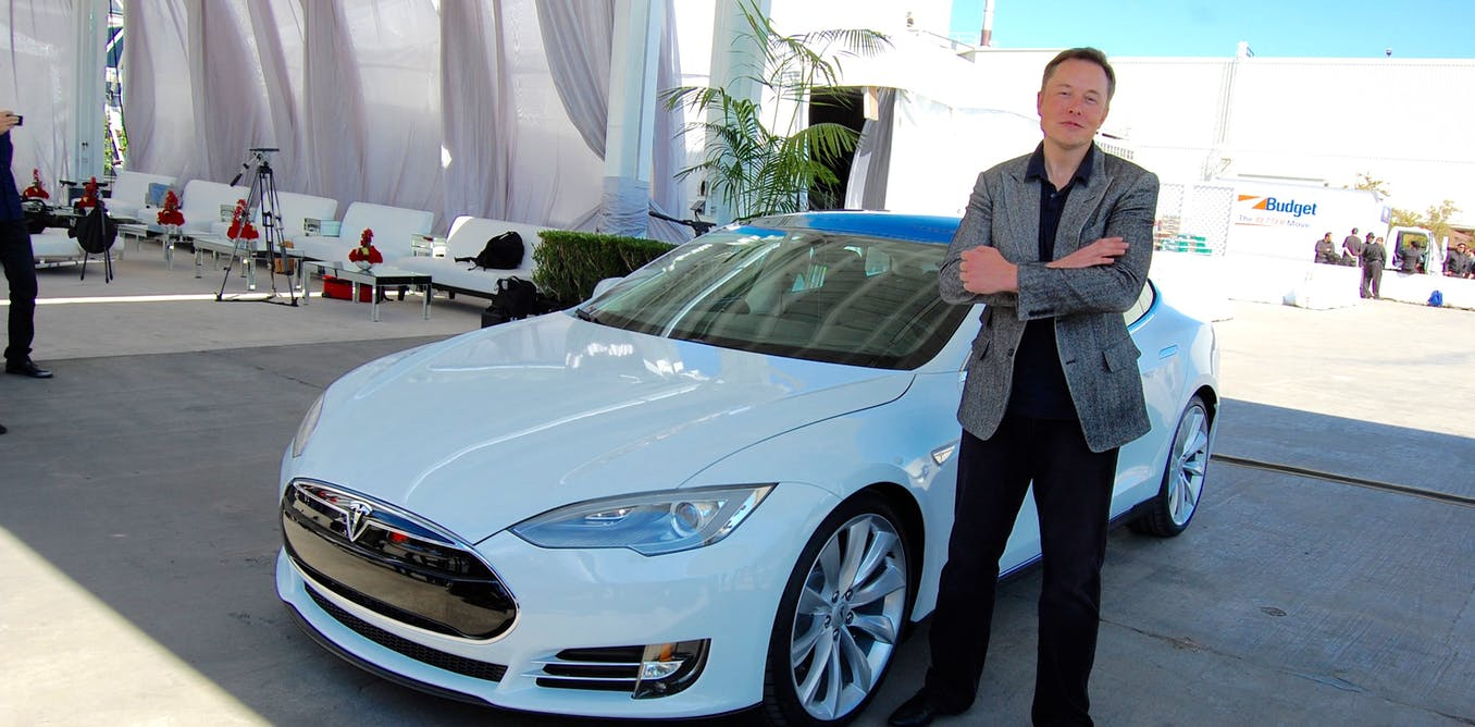 Elon Musks Brave New World It Worked For Henry Ford Why Not Tesla