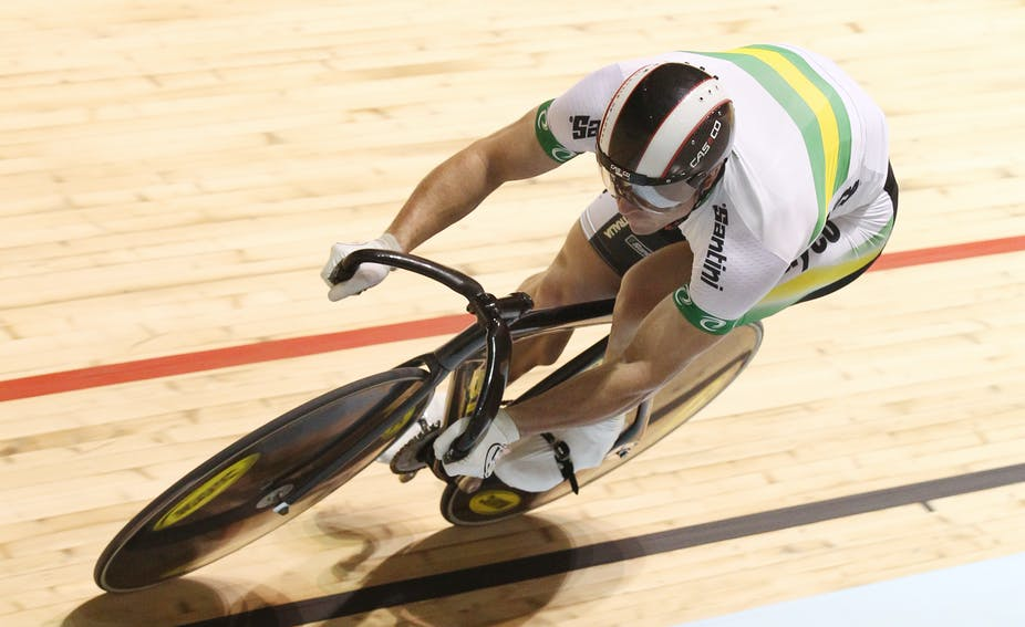 Track Cycling World Championships The Making Of Modern Sprinters