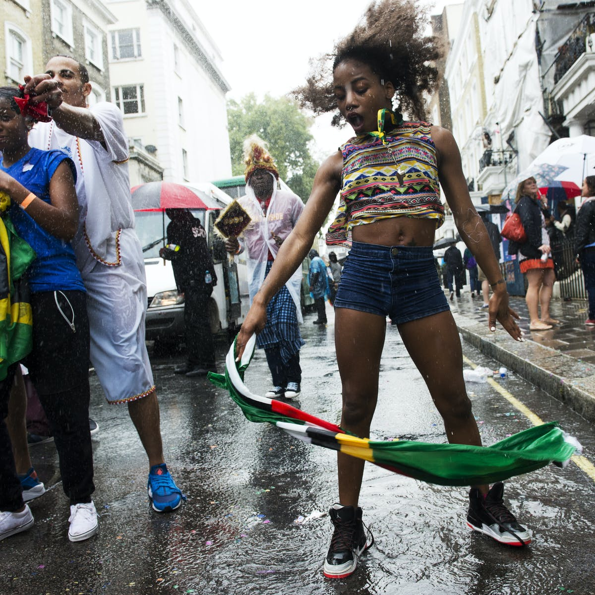 Notting Hill Carnival: why partying is the perfect antidote to austerity