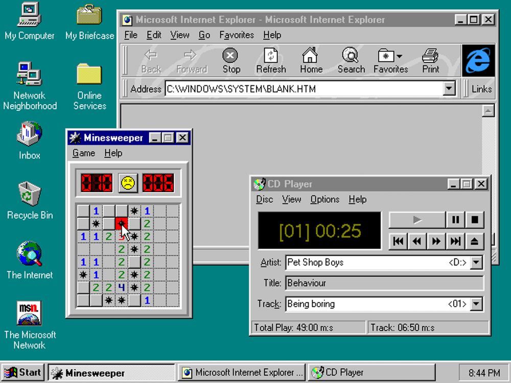Windows 95 two decades on: but why all the upgrades?