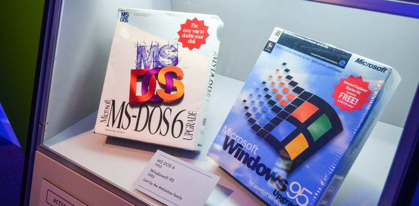 Windows 95 turns 20 – and new ways of interacting show up desktop's age