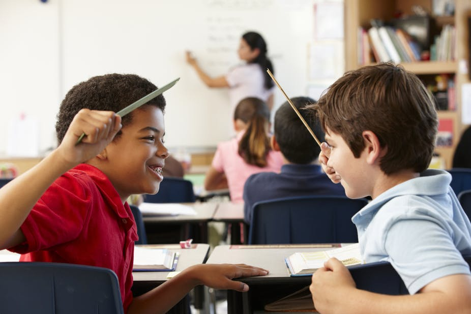 Does developing bad behaviour in primary school affect a child's ...