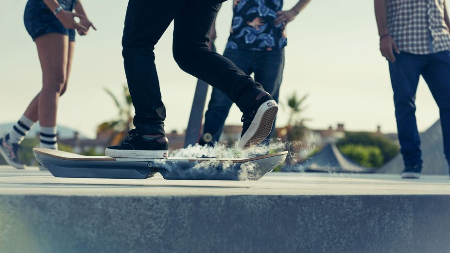 Lexus Hoverboard Price >> How Does The Lexus Hoverboard Actually Work A Scientist