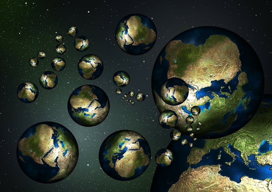 The Theory Of Parallel Universes Is Not Just Maths It Is Science