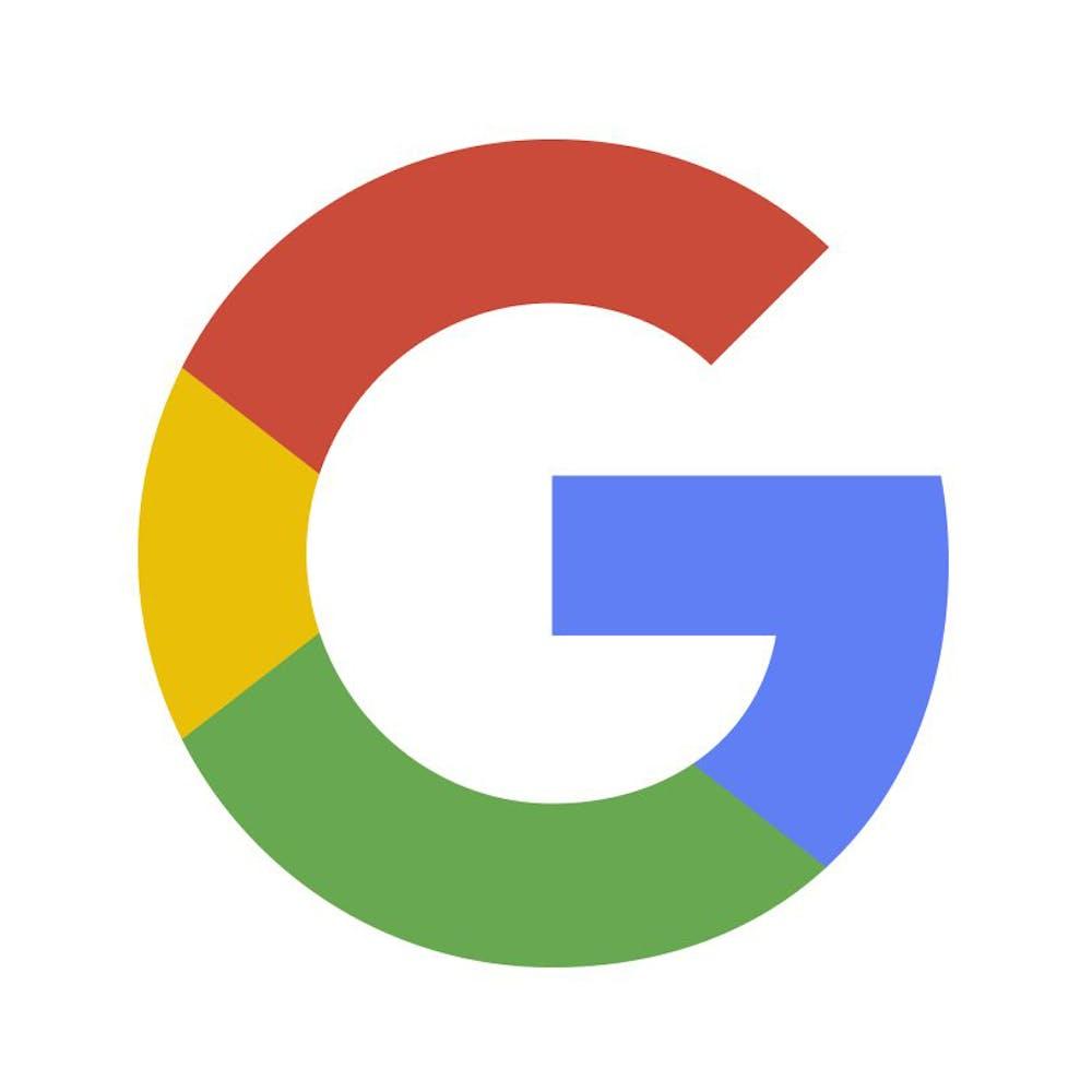 Googles New Four Colour G Logo Google Author Provided