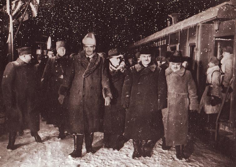 Diary of Soviet ambassador to London rewrites history of