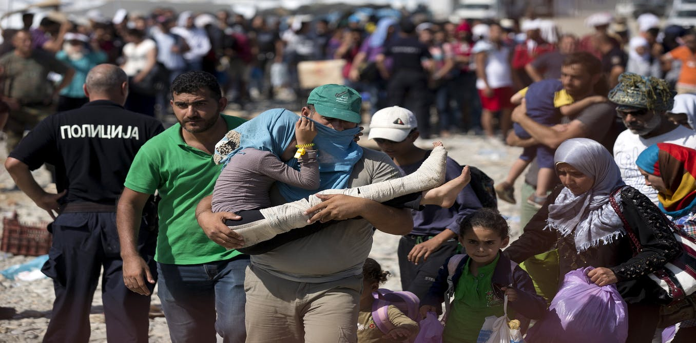 how to fix the refugee crisis australia response