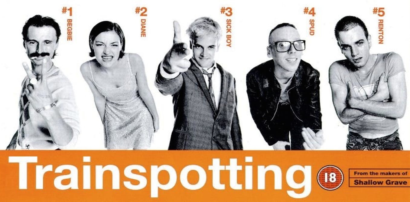 """trainspotting essays Trainspotting: an analysis of the film by robert northey when our group decided on the theme of this year's series, """"entrapment"""", i was uncertain which movie to present even though i found the topic compelling, and recognized."""