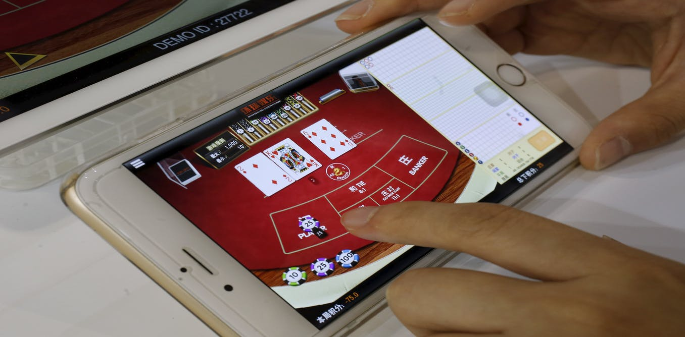 Why Online Gambling At House Can Be Much More Addictive Than Sex!
