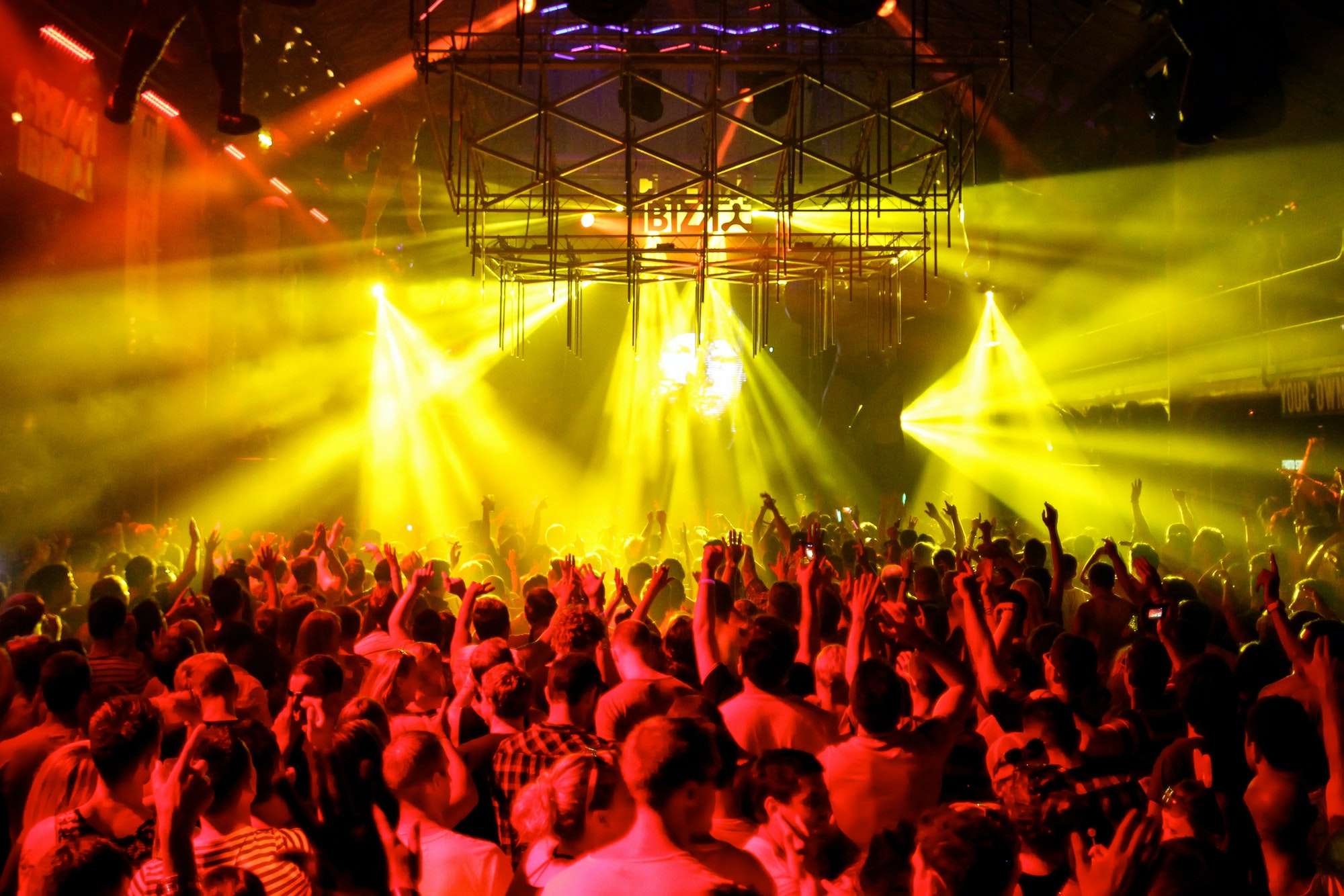 Why Ibiza club music at a classical concert is a clash we should embrace