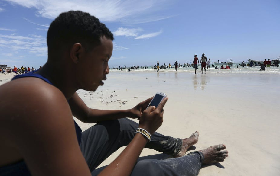 Data remains an expensive luxury in Africa but free internet